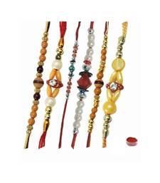 Buy Smart of six rakhi rakhi-gifts-for-brother online