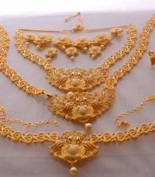 Gold Diamond Studded Jewellery Bridal Sets Set Online Small 1d44ff3f4d093069d56e7327eedc29da60f5c0cc09300f652d7f464c9cb4e123