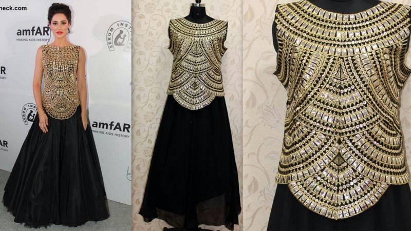 Buy Bollywood Replica Nargis Fakri Gown Online