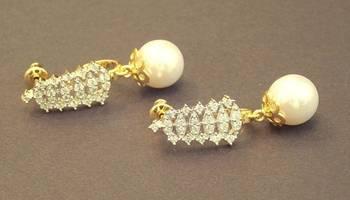 Elegant cz Earring...
