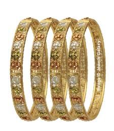 Buy Multicolor pearl bangles bangles-and-bracelet online