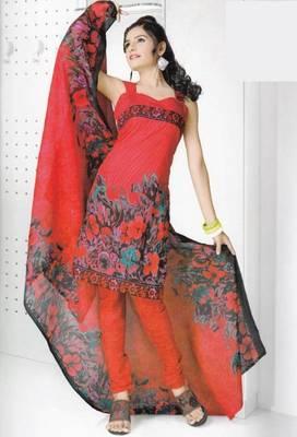 Dress Material Cotton Designer Prints Unstitched Salwar Kameez Suit D.No B10006