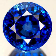8.25 carat natural blue shappire (neelam) gemstone with lab certified