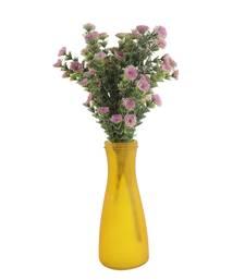 Buy Purple dual stick decorative artificial flowers artificial-flower online