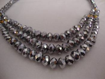 Grey Necklace