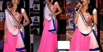 Indian Ethnic Replica Amrita Pink Net Lehenga