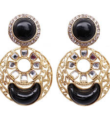 Buy Black diamond earrings Earring online