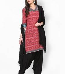 Buy Black Solid Patiala Salwar With Dupatta - PAT1 patialas-pant online