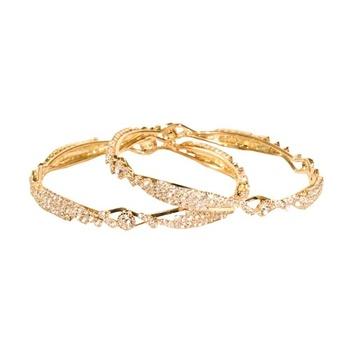 Gold Diamond jewellery gemstone-bracelets