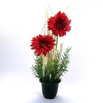 Artificial Gerbera Flowers expressing Pure Love