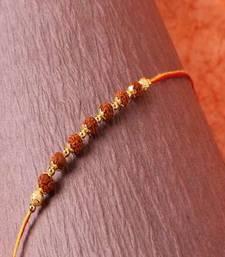 Buy Simple rudraksha-rakhi rudraksha-rakhi online