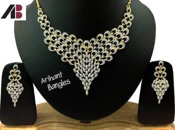 Arihant Bangles Mesmerizing Necklace Set