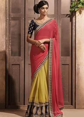 Beautiful Bridal Saree
