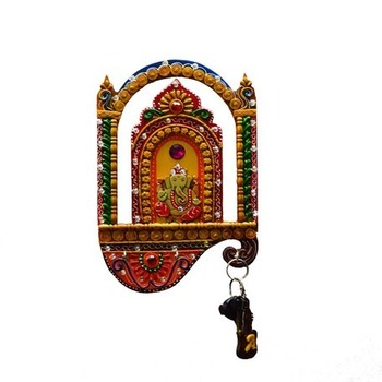 Kundun Lord Ganesha Key Holder