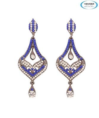 Vendee-Exclusive fashion diamond earring (6369)