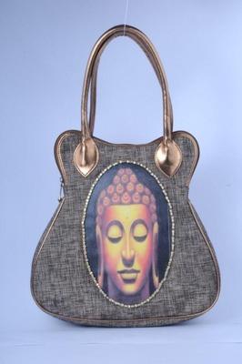 Trendy Jute Handbag