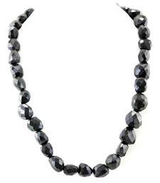 Buy Black Spinel Gem stone Necklace gemstone-necklace online