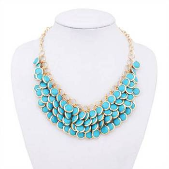 Azure mania Necklace
