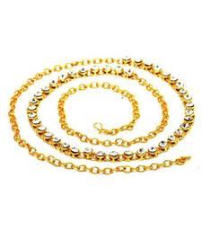 Buy Golden Diamond Stone Adjustable Waist Belt waist-belt online