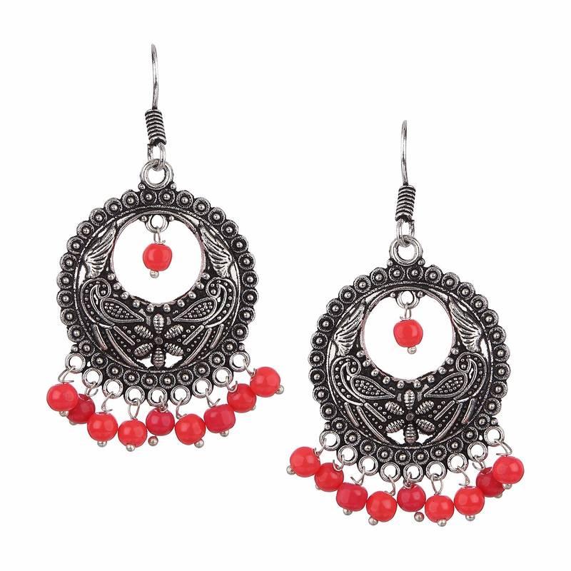 Buy Efulgenz Jewellery Combo Designer Fancy Party Wear Trendy ...