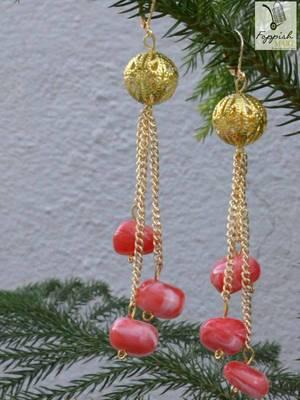 Cherry Hangings Earring