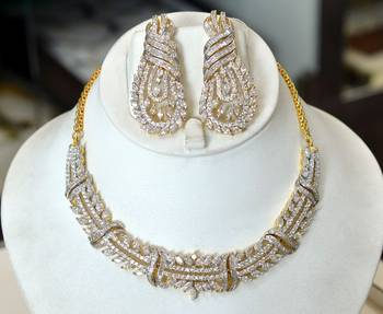 Marquise Single Necklace