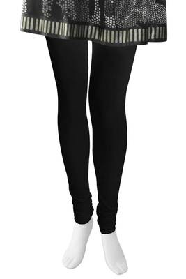 Just Women - Black colour 2 Way Stretch Leggings