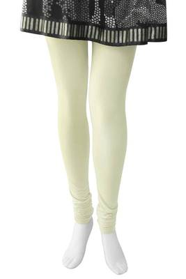 Just Women - Ivory coloured 2 Way Stretch Leggings