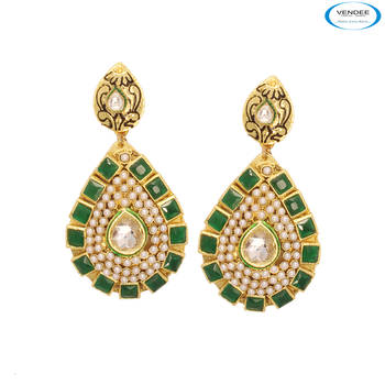 Vendee Fashion New Collection Earrings J