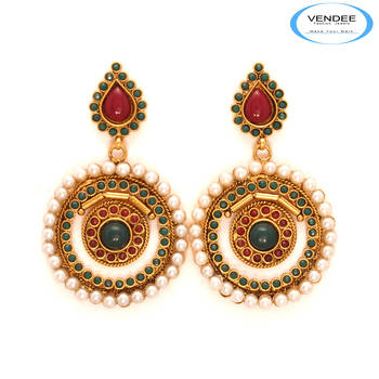 Vendee Fashion Imitation Designer Copper