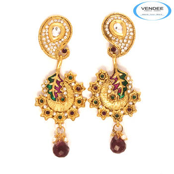 Vendee Fashion Awesome Earrings Jewelry