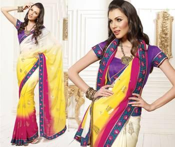 Zing Designer Sari 1208