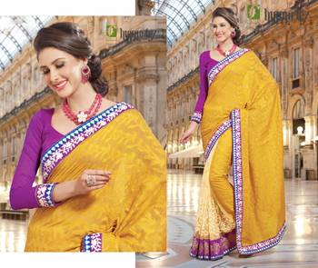 Party Wear Sari Pep1403