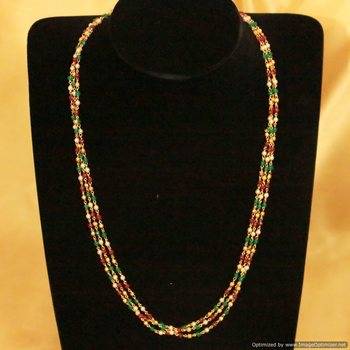 Ethinc Multicolour Necklace