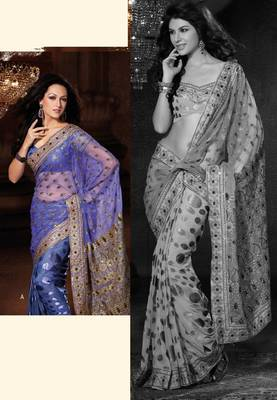 Designer Sari Nimmy 6002A