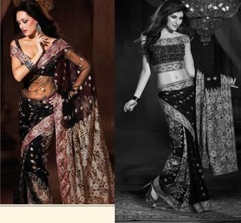 Designer Sari Nimmy 6007B