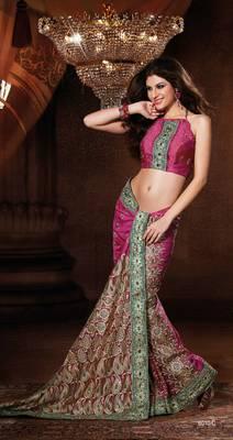 Designer Sari Nimmy 6010C