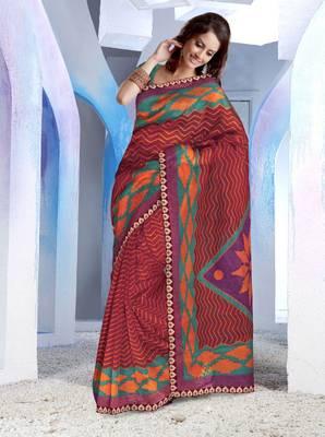 Designer SuperNet Sari magic1005