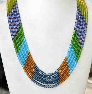 Multicolor Designer Necklace