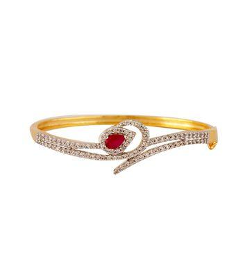 Sihiri CZ Pink Bracelet 1
