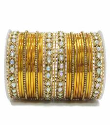 Buy Yellow zircon bangles-and-bracelets bangles-and-bracelet online