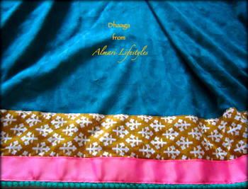 Cotton Jacquard Sari
