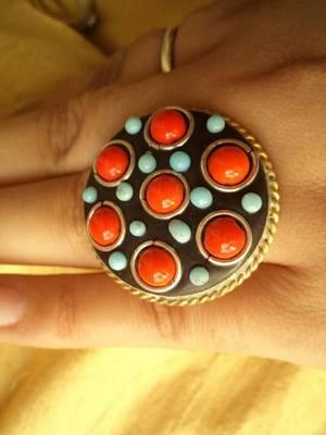 Handmade Finger Ring-120192