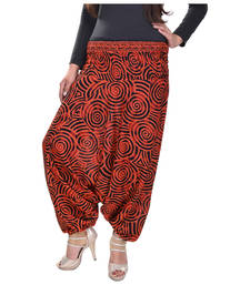Buy Cotton Printed Aladin harem Pant harem-pant online