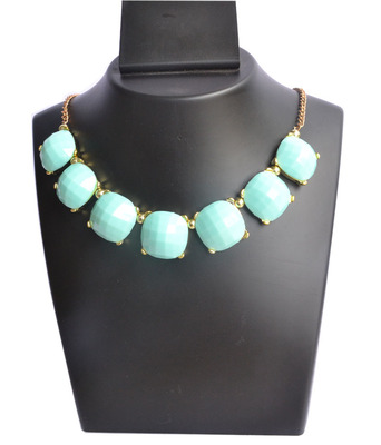 Turquoise Agate necklaces