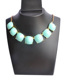 Buy Turquoise Agate necklaces Necklace online