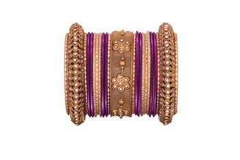 purple bangles-and-bracelets