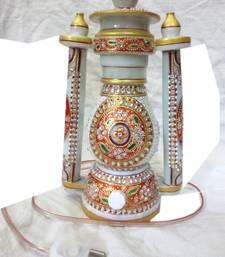 Buy Marble decorative lantern table-lamp online