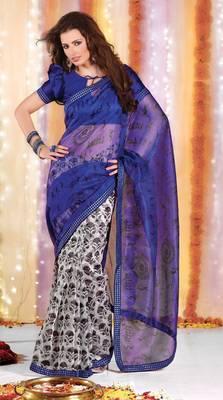 Designer Supernet Sari Jadoo1102
