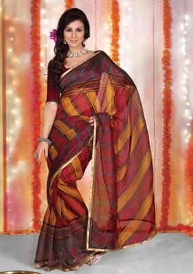 Designer Supernet Sari Jadoo1121